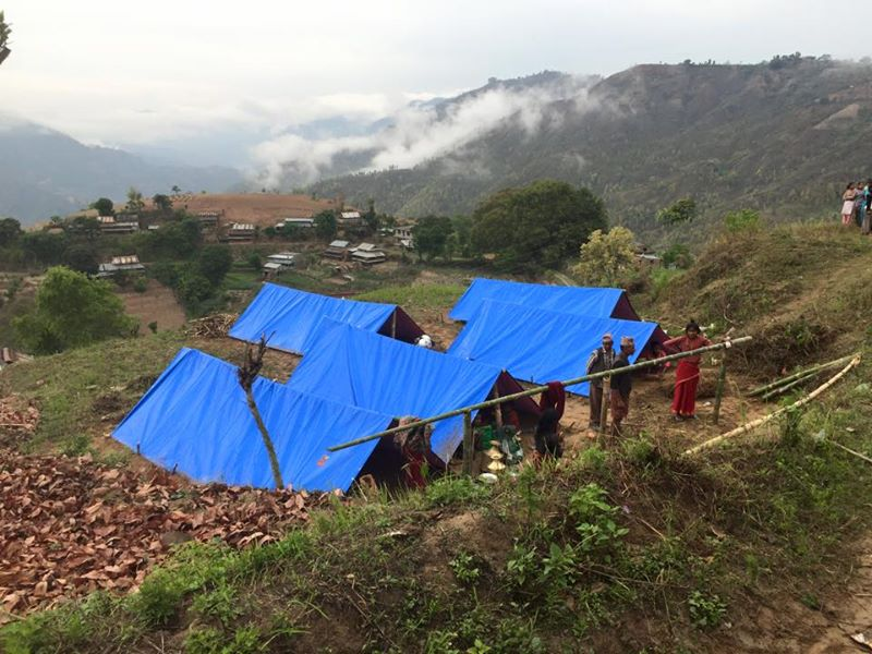 Nepal Earthquake Update: April 29, 2015