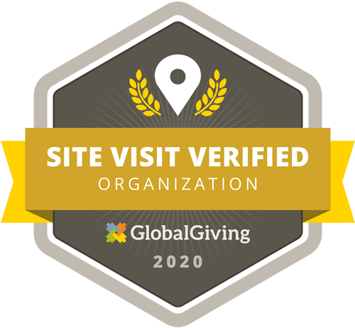 GlobalGiving Site Visit Verified Organization 2020