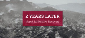 2 years after the Nepal earthquakes